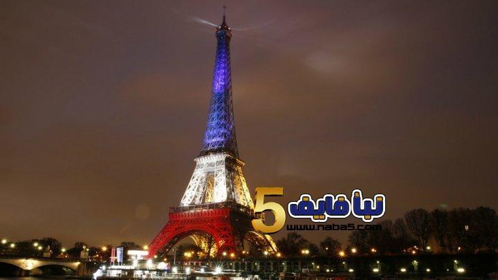 ملحوظ لاعداد السائحين الى فرنسا - اللجوء الى فرنسا لعام 2017
