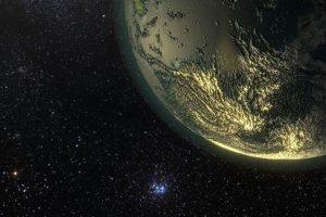 أكتشاف مجموعة شمسية تحتوى على سبع كواكب شبيهة بكوكب الأرض