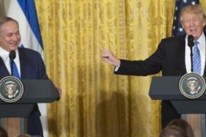 دونالد ترامب يعد في اتفاق جديد في السلام في الشرق الأوسط