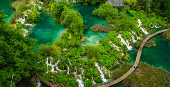 شاهد بالصور اكثر الأماكن جمالاً