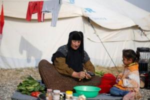 الأمم المتحدة تحذر من ازمة أنسانية في الموصل