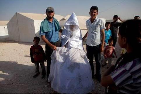 2017 02 27 224358 - لاجئ سوري يتزوج قاصرا بعقد غير قانوني