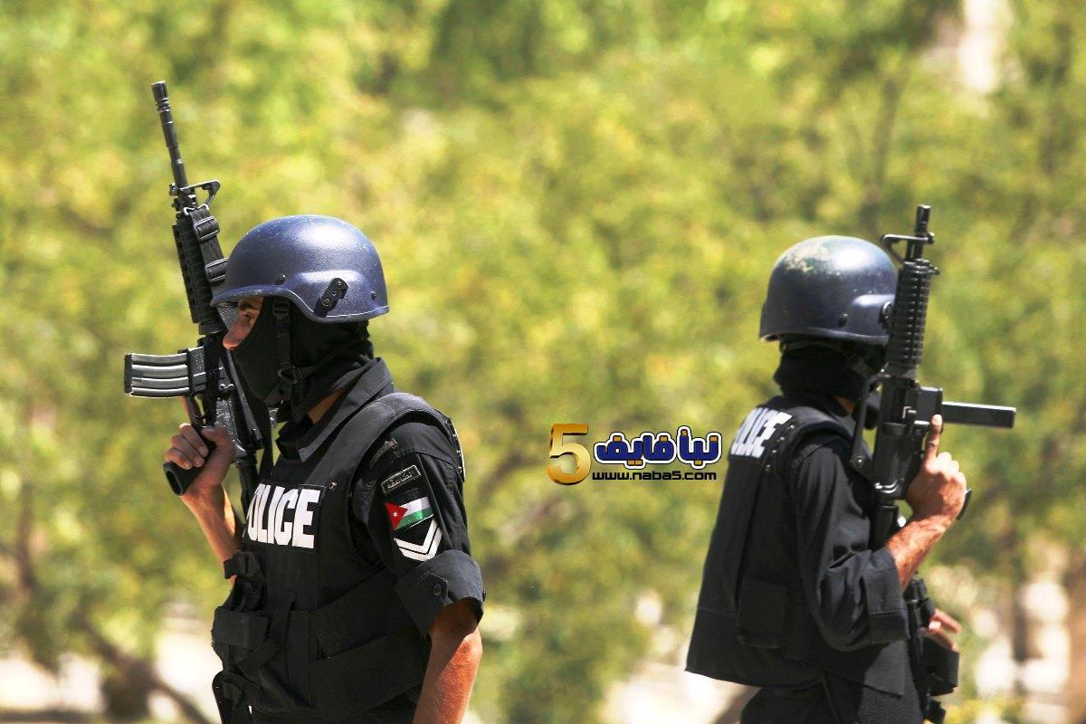 imgid296185 - مداهمة أمنية في اربد