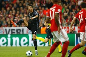 ملخص مباراة ريل مدريد وبايرن ميونخ