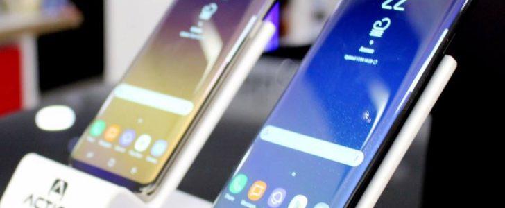 هاتف سامسونج s8 مميزاته و عيوبه