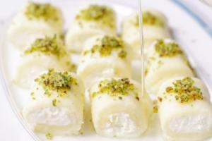 طريقة عمل حلاوة بالجبن السورية