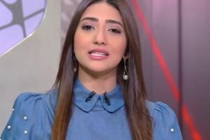 المذيعة المصرية رنا هويدي أثارت غضب السعودين