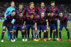 نجم برشلونة ميسي يجدد آمال برشلونة في صدارة الدوري بالفوز على سوسيداد