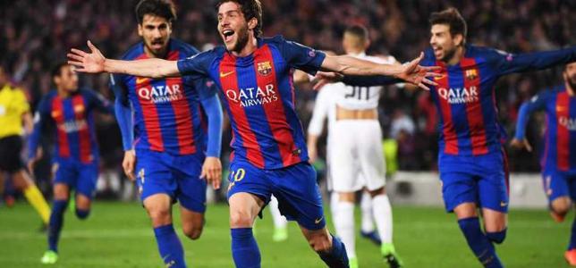 هناك خمس أسباب قادة برشلونة للفوز على ريل مدريد