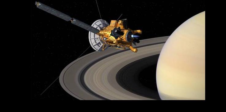 2017 04 25 180822 - جوجل تحتفل بمركبة كاسيني، المركبة الفضائية بعد عشرين عاماً من مغادرتها كوكب الأرض