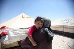 توطين السورين لعام 2017 من قبل المفوضية السامية للأمم المتحدة