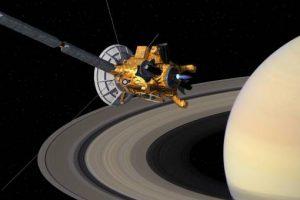 جوجل تحتفل بمركبة كاسيني، المركبة الفضائية بعد عشرين عاماً من مغادرتها كوكب الأرض