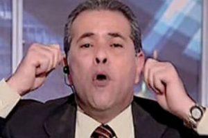 حبس الإعلامي توفيق إبراهيم عكاشة سنة وكفالة 5 آلاف جنية بتهمة تزوير شهادة الدكتوراه