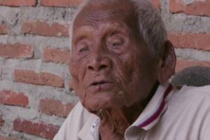 وفاة أكبر رجل معمر في العالم في إندونيسيا عن 146عاما