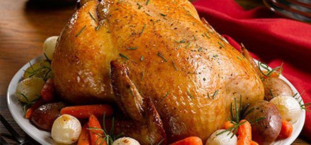 تحضير دجاج مشوي بتتبيلة الزبادي