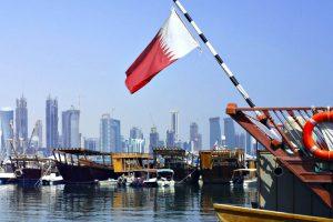 دولة قطر تتعهد بعدم الاستسلام