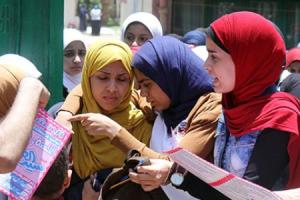 حرمان طالبة ثانوية عامة من امتحان بسبب دقيقتين