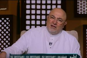 """بعد فتوى معاشرة الزوجة الميتة ومعاشرة البهائم …""""الشيخ خالد الجندى """" مدة حمل السيدة تصل الى اربع سنوات حمل"""