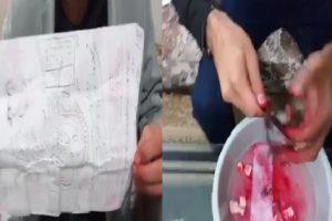 العروس الأردنية تكشف الفاعل بعد عثورها على سحر داخل منزلها