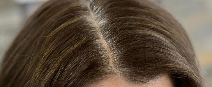 أفضل الطرق تغطية الشعر الأبيض بدون أي مواد كيمائية
