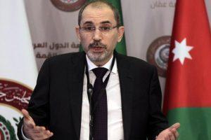 وزير الخارجية : الأردن سيقف إلى جانب الأشقاء المصريين