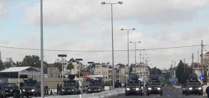 .jpg - الاجهزة الأمنية الأردنية تغلق جميع الطرق المؤدية الى مبنى السفارة الأمريكية في عمّان - صور