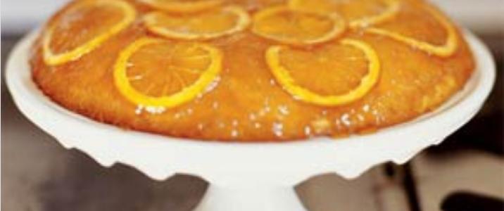 طريقة جديدة و مذاق لذيذ لعمل بسبوسة البرتقال في البيت