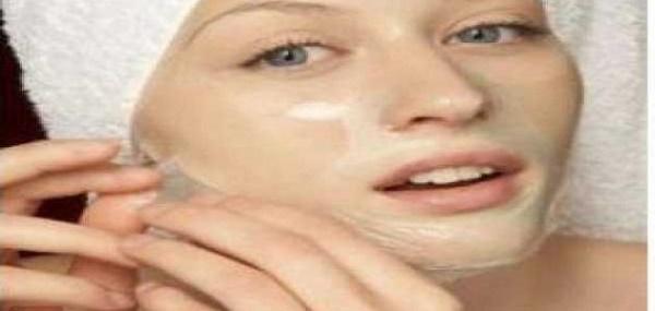 طرق تقشير الوجه في المنزل