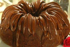 الباوند كيك بالشوكولاتة..قدميه لضيوفك و عائلتك بنكهة مميزة
