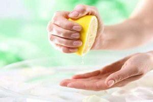 وصفات الليمون للبشرة