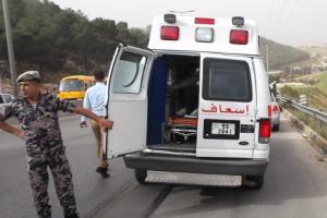 في منطقة جبل النصر تعرض طفل يبلغ من العمر 7 سنوات لحادث دهس