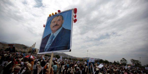 اغتيال الرئيس اليمني الراحل علي عبد الله صالح