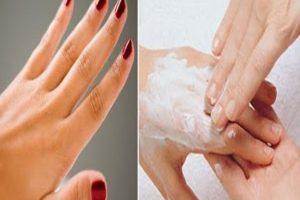 تعلم طريقة التخلص من سواد مفاصل الأصابع