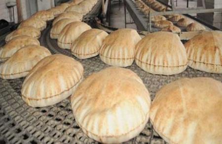 وزارة الصناعة تمنع بيع الخبز محدّد السقوف السعرية بالحبة