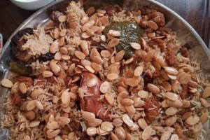 مقلوبة من المطبخ العربي بطريقتي الخاصة