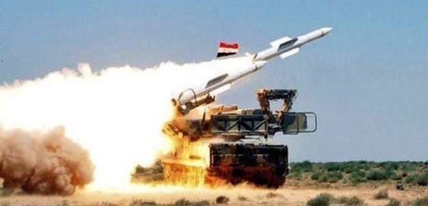 طائرات إسرائيلية تهاجم ضواحي دمشق