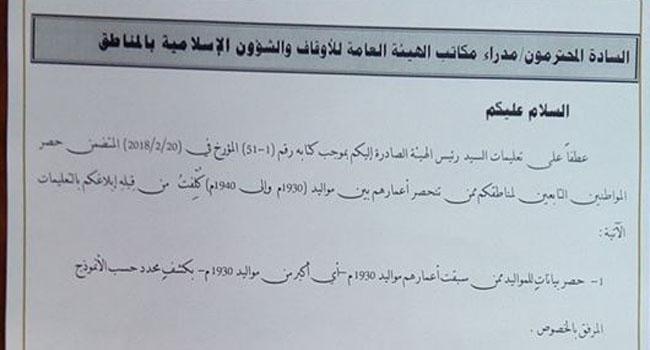 تسجيل قرعة الحج في ليبيا - رابط موقع تسجيل قرعة الحج 2018 في ليبيا – www.hajj.ly