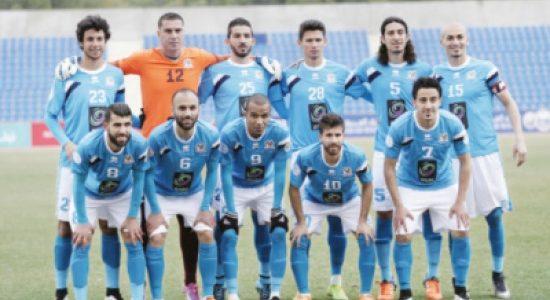 مباراة الفيصلي و الانصار على المباشر 27/2/2018