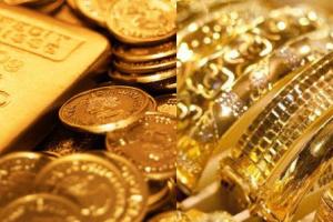 الذهب في إنخفاض كبير في شهرين ونصف الشهر