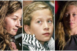 إثنا عشر تهمة للفتاة الفلسطينية عهد التميمي