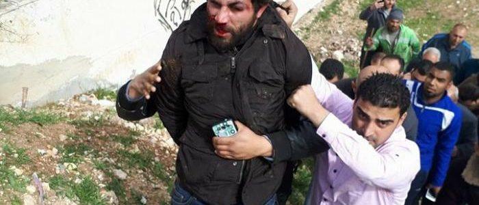 شاهد بالفيديو لحظة إلقاء القبض على منفذ عملية سطو البنك العربي في عمّان