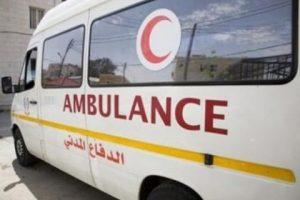 وفاة زوج أثر تعرضة لعملية طعن من قبل زوجتة
