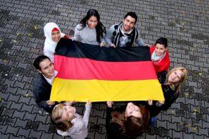 الهجرة إلى المانيا للسعودين