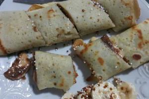 طريقة تحضير كريب من المطبخ العربي
