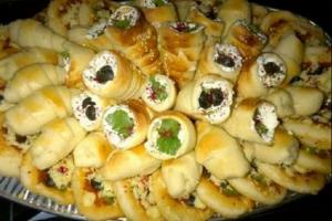 عجينة العشر دقائق من المطبخ العربي