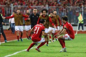 الأهلي يواجة مونانا الجابوني في مباراة بدوري الأبطال – موعد المباراة