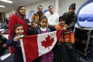 اجراءات وطرق هجرة السورين الى كندا