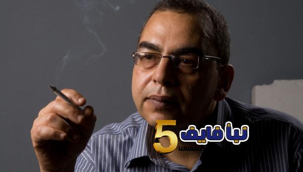 77777777777 - وفاة الكاتب الخيال العلمي احمد خالد توفيق