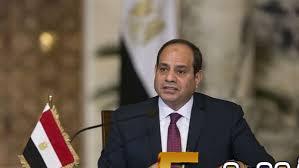فوز عبد الفتاح السيسي برئاسة مصر