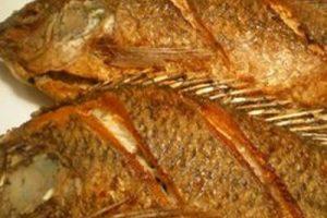 طريقة عمل سمك مقلي بشكل احترافي
